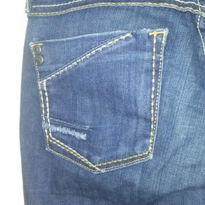 BKE bootcut jeans size 25R